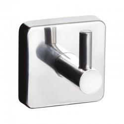 Appendino bagno singolo in acciaio modello Kaman Clode-429