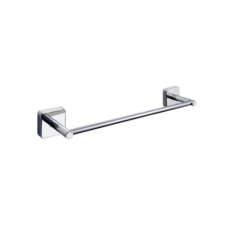 Portasalviette bagno 40cm in acciaio guarda offerte for Portasalviette bagno design