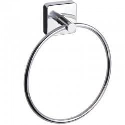 Portasciugamani anello in acciaio modello Kaman Clode-422