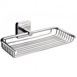 Portaoggetti doccia griglia in acciaio modello Kaman Clode-434