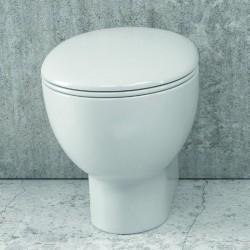 WC vaso filo parete modello Elis-ST