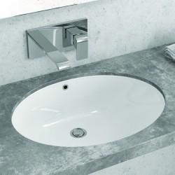 Lavabo sottopiano incasso 57cm Litos-S400