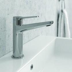 Rubinetto per lavabo design moderno modello Nico-160L