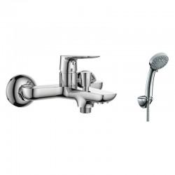 Miscelatore per vasca bagno in ottone modello Ekos-170V