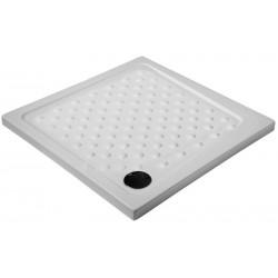 Piatto doccia 90x90 in ceramica slim kamalu bagno