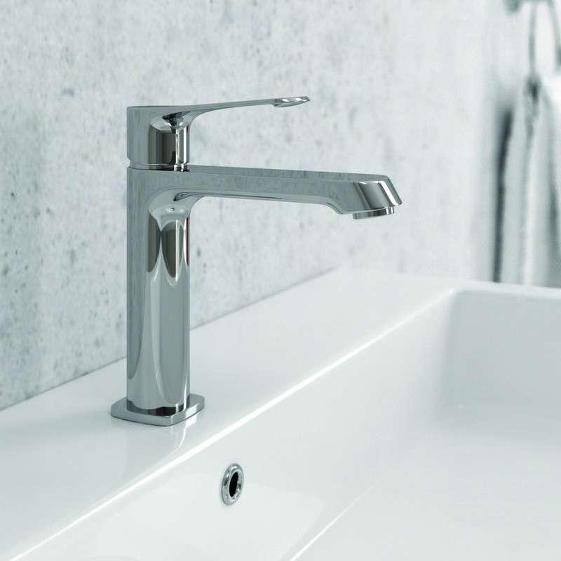 Rubinetto per lavabo bagno design moderno: Arredo bagno | Kamalu