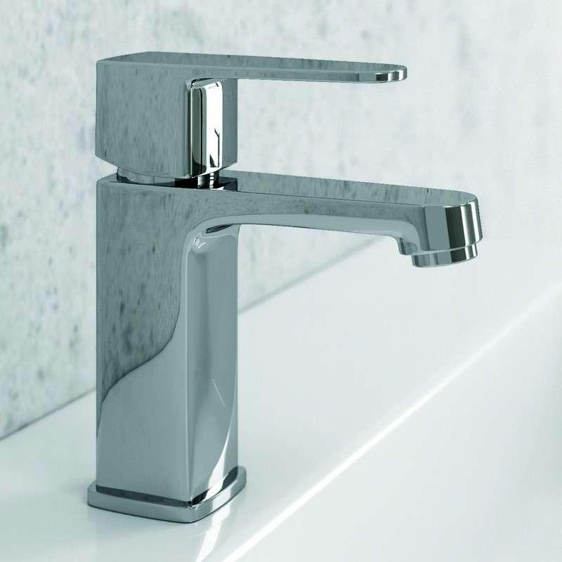 Miscelatore lavabo per piletta click-clack modello Kalas-L kamalubagno