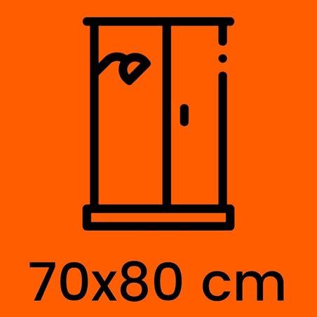 Box doccia 70x80 cm