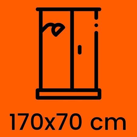 Box doccia 170x70 cm