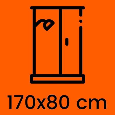 Box doccia 170x80 cm