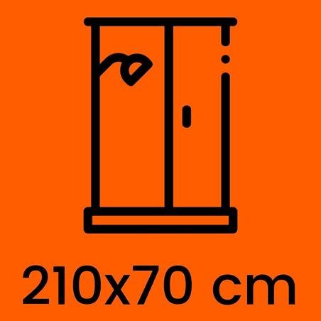 Box doccia 210x70cm: offerte e prezzi | Kamalu